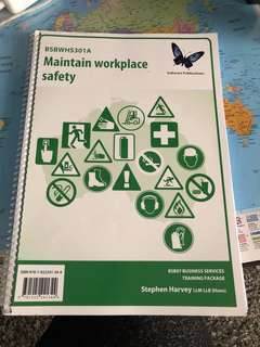 Maintain workplace safety