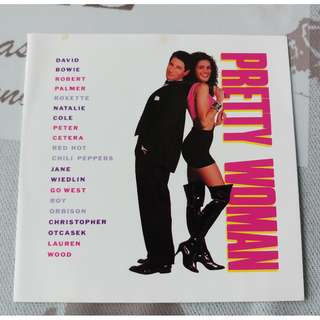 PRETTY WOMEN SOUNDTRACK CD