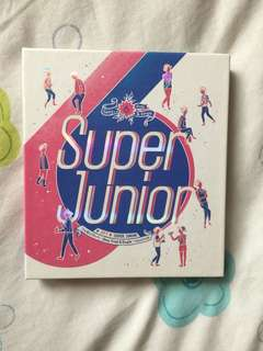 Super Junior's Sexy, Free & Single (Repackaged)