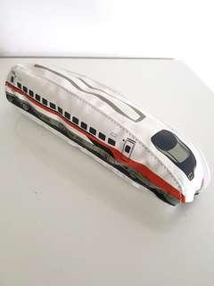 BNIP Taiwan High Speed Rail HSR Zip Pencil Box
