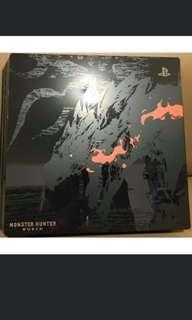 Ps4 Monster hunter world Rathalos Edition