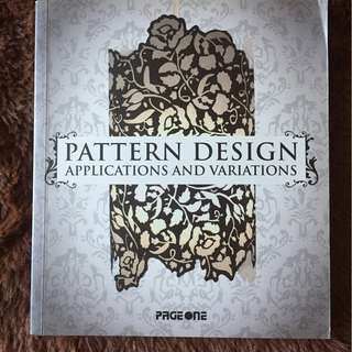 設計工具書 - Pattern Design Applications and Variations