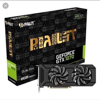 Palit GTX 1070