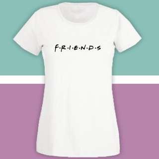 Friends Series Inspired Shirt