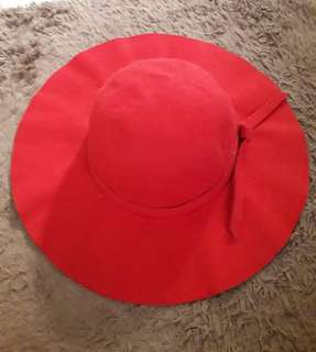 Red Hot Summer Hat