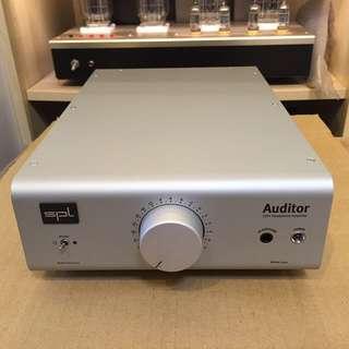 SPL Auditor Model 2910 Headphone Amplifier