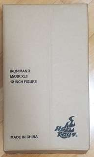 Hot Toys 1/6 MMS197D02 Diecast IRONMAN 3 Mark 42