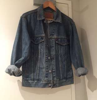Vintage Levi // Denim Jacket
