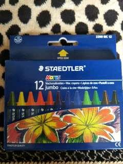 Staedtler Wax Crayons