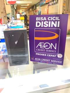 Iphone 8 kredit aeon/ kredit plus