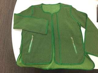 European brand Green Jacket
