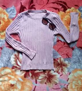 Repriced!!!Knitted Long sleeve