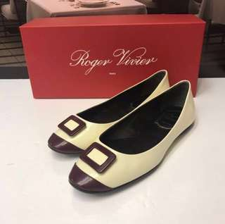 🈹價Roger Vivier Flat Shoe