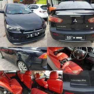 LANCER EX 2.0 AUTO 2008 RM 8,500