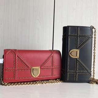 Diorama Clutch Bag woc