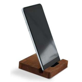 Wooden Mobile Holder - 木頭手機座 - T0113