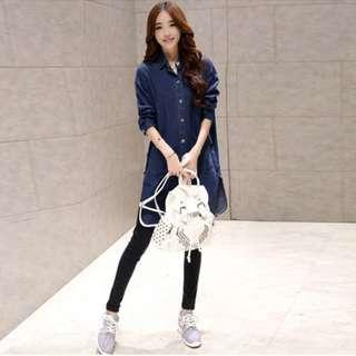 Jeans Dress / Jacket