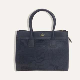 AUTHENTIC KATE SPADE PERFORATED