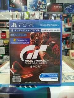 🆕 PS4 Gran Turismo Sport ( R3 )