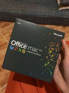 MS Office 2011 For Mac
