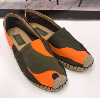 🈹價Valentino Canvas Loafer