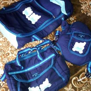 Sleeping Bag. Baby carrier & baby bagpack
