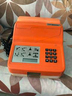 Vintage telephone (coin operated)