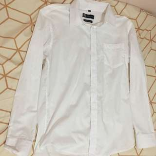 Must have white long sleeves