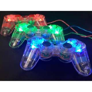 USB Vibration Joypad Controller for PC (New)