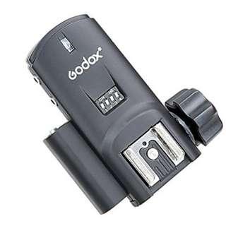Godox Reemix II RMR-II 3-in-1 Remote Control Flash Trigger Receiver Shutter Release with Umbrella Hole (RMR-II)