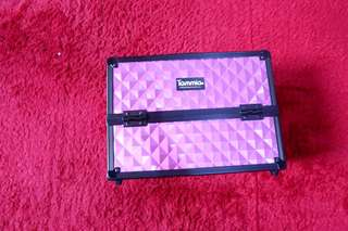 BEAUTY CASE / KOPER MAKEUP / MAKEUP STORAGE