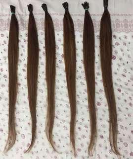 Hair Extensions 100% human hair