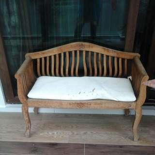 Antique Garden Chair