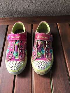 Skechers Shoes for 7-8years old