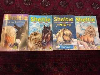 Peter clover sheltie books