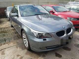 BMW 520 XL  2008 RM9,300 CASH