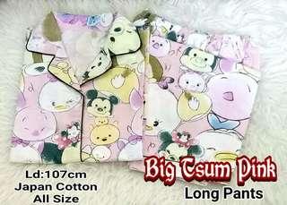 Piyama Celana Panjang Big Tsum