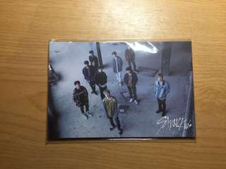 STRAY KIDS: mixtape preorder cards