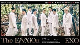 [WTB/LF] 2 TIX CAT 1 ELYXION