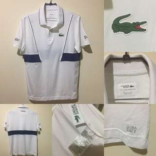 Lacoste Sport New Collection BIG LOGO