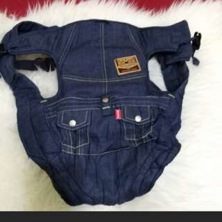 Denim Baby Carrier Japan