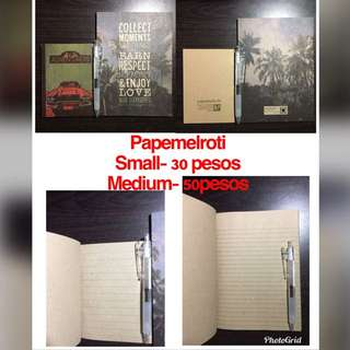 Papemelroti Notebook Printed Notebook