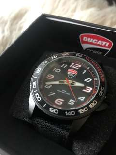 Ducati dynamic quartz watch