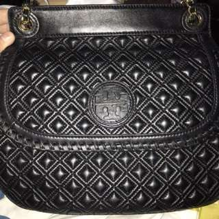 Tory Burch Marion Quilted Saddle Bag