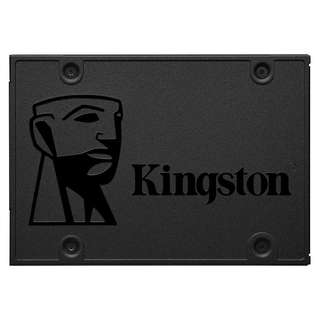 "Kingston A400 120GB SSD 2.5"" SATA III TLC 6GB/s Internal Solid State Drive SA400S37/120G"