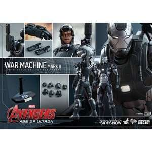 Hot Toys Age of Ultron War Machine