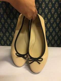 Saks Fifth Avenue Ballet Flats