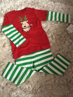 Carter's Christmas set