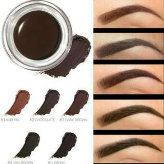Eyebrow gel focallure