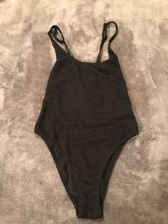 Bras and things one piece swimsuit